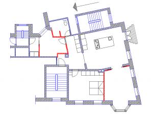 Statiske beregninger, konstruktionstegninger