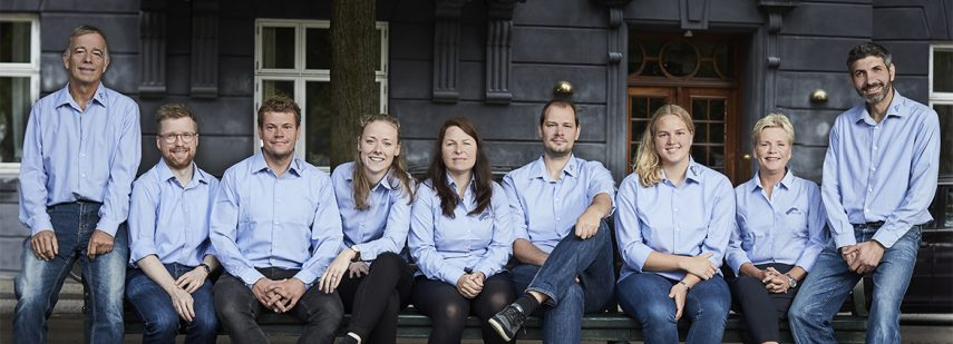 Art-tek rådgivende ingeniørfirma på Frederiksberg