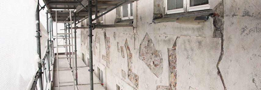ART-TEK udfører renovering af facader i København og på Frederiksberg